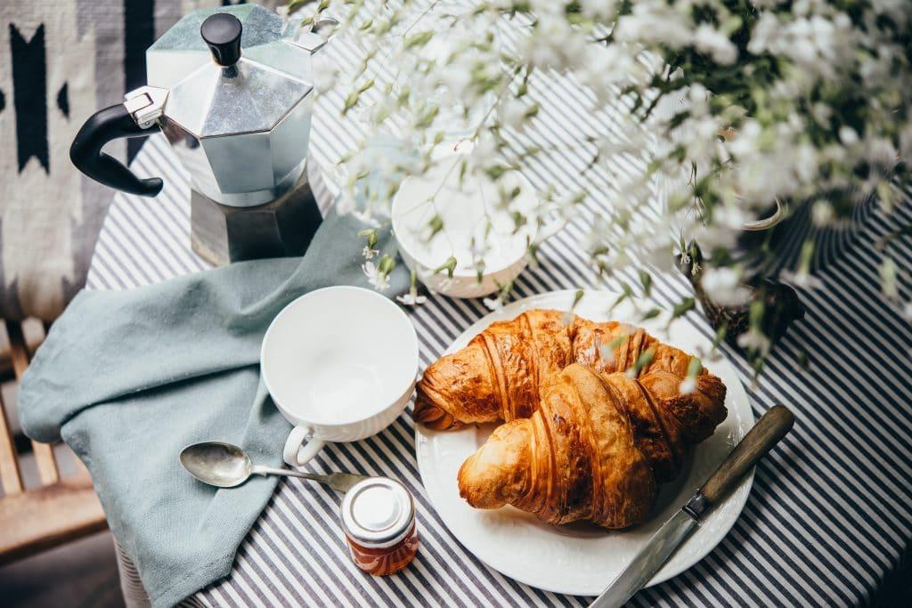 Petit-déjeuner - Café