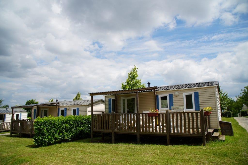 Camping - Parc résidentiel de loisirs