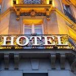 Les 7 meilleurs hôtels de Paris
