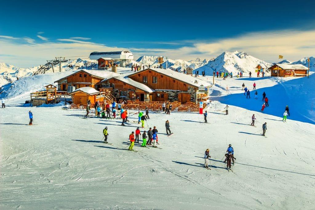 Alpes françaises - Les Menuires