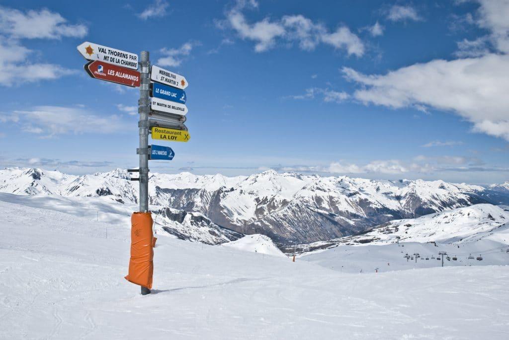 Les 3 Vallées - Ski