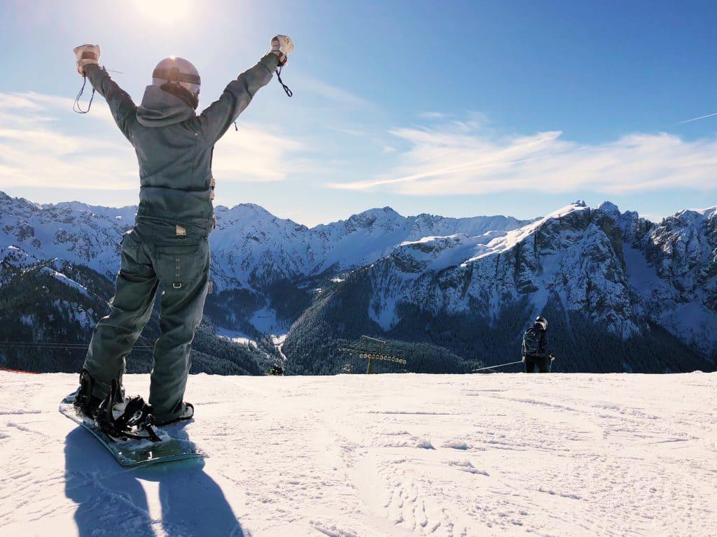 Pour faire du ski