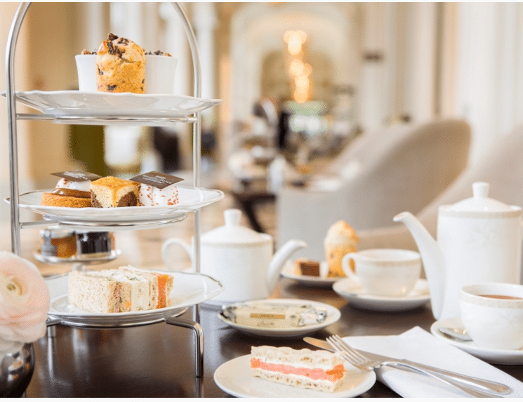 Petit-déjeuner - Waldorf Astoria Versailles - Château de Trianon