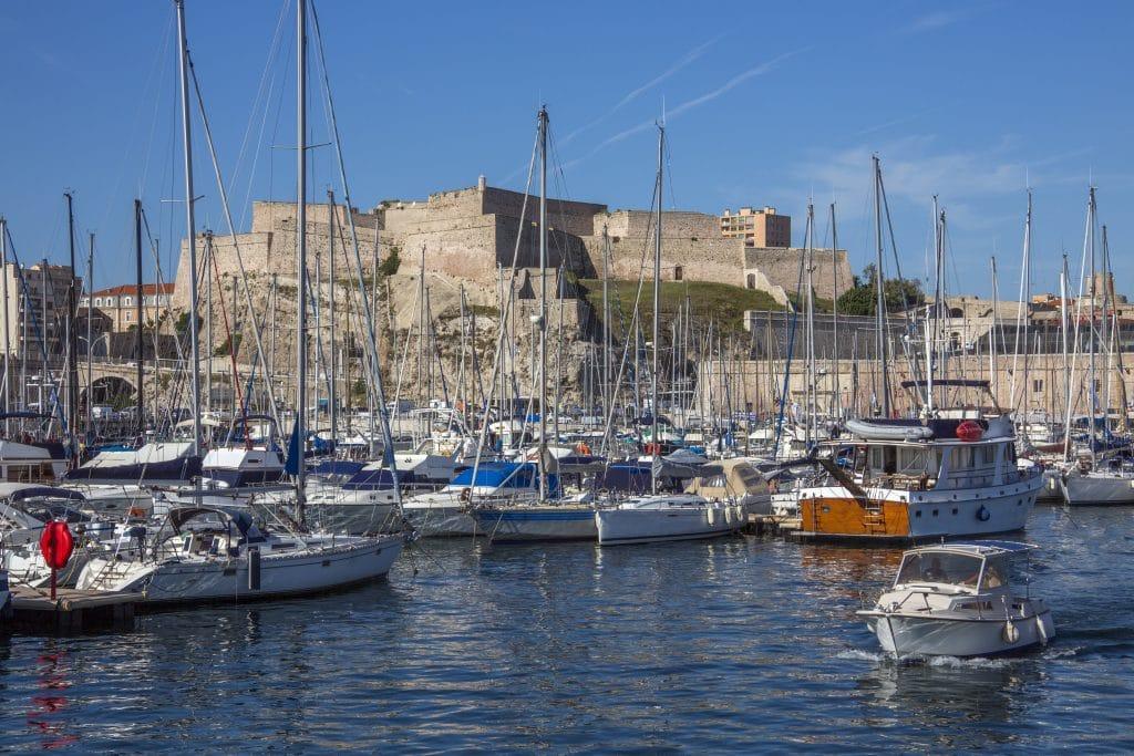 Marina - port