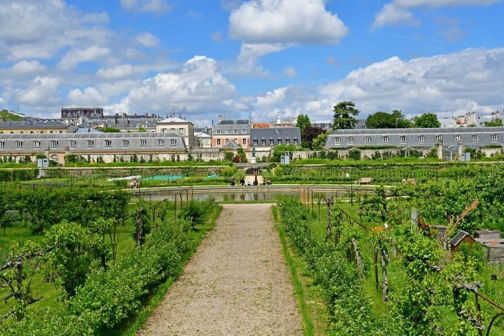 château de Versailles - Photographie de stock