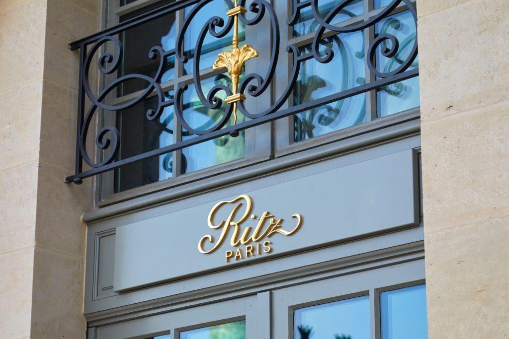 Hôtel Ritz Paris - Hôtel de Crillon