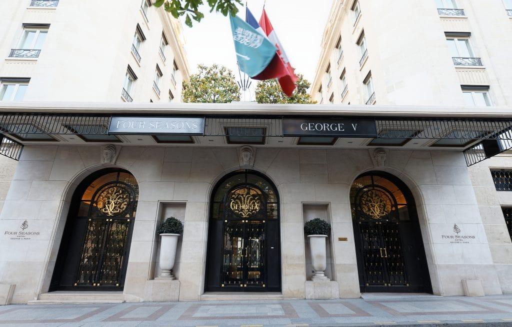 Hôtel Four Seasons George V, Paris - Hôtels et complexes Four Seasons