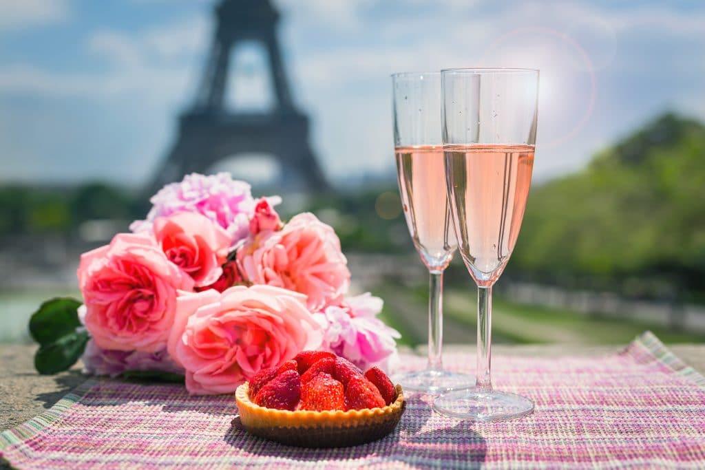 Voyage - tour Eiffel