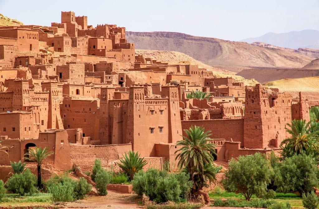 Aït Benhaddou - Marrakech