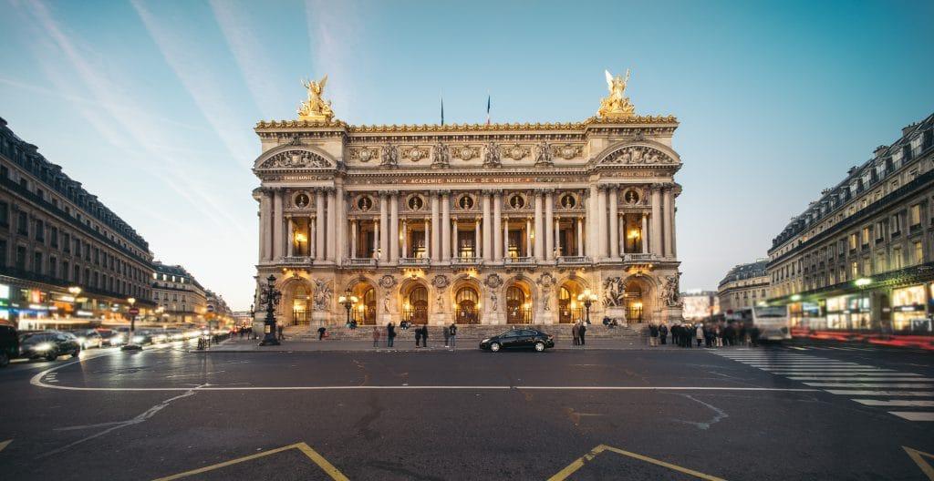 Palais Garnier - Galerie Opéra Paris