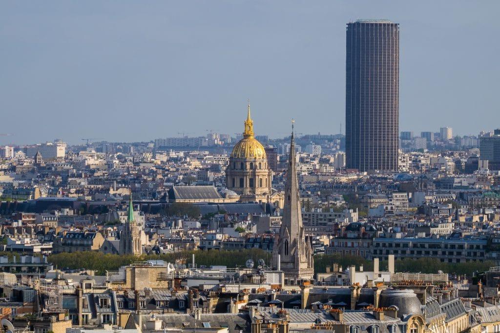 Tour Montparnasse - Montparnasse