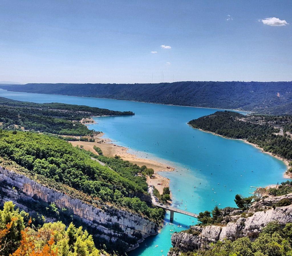 Agréable - Verdon Gorge