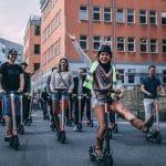 Mobilité verte: comment visiter une ville  en limitant son impact environnemental?