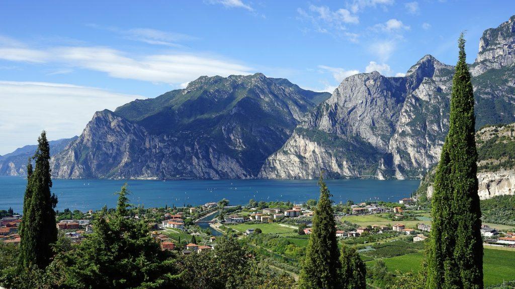 Un road-trip en Italie