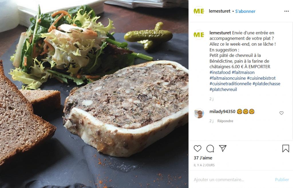 Cuisine végétarienne - Réseau de plats