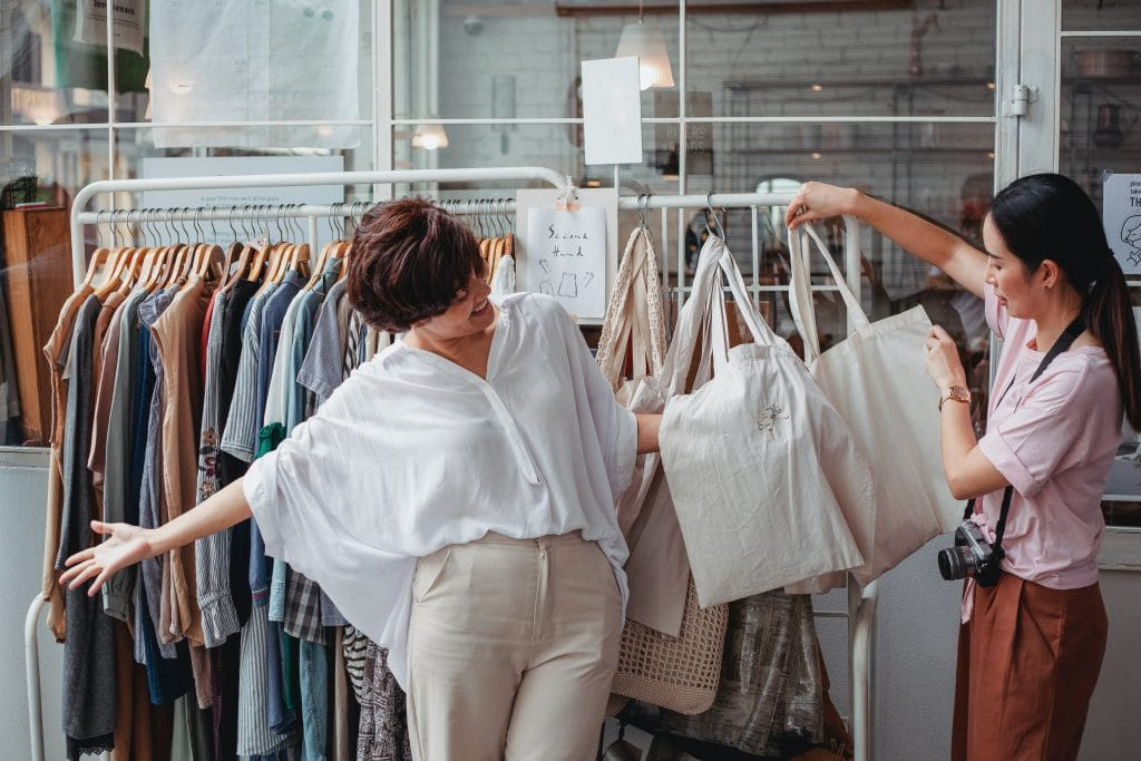 Faire du shopping écoresponsable