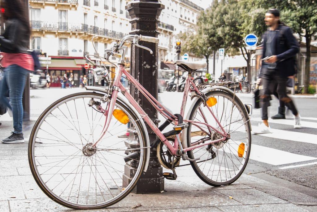 Se déplacer à Paris de manière écologique