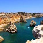 Algarve au Portugal : une région où il fait bon aller en vacances
