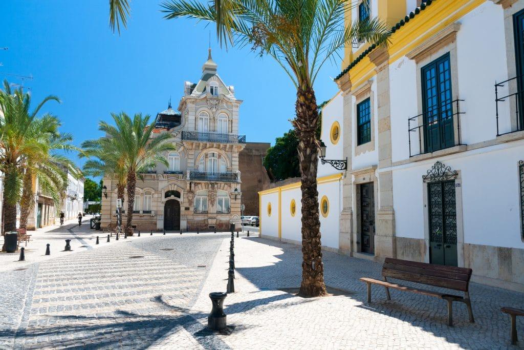 Le District de Faro