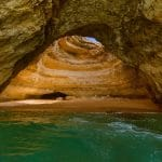 Comment visiter les grottes d'Algarve ?
