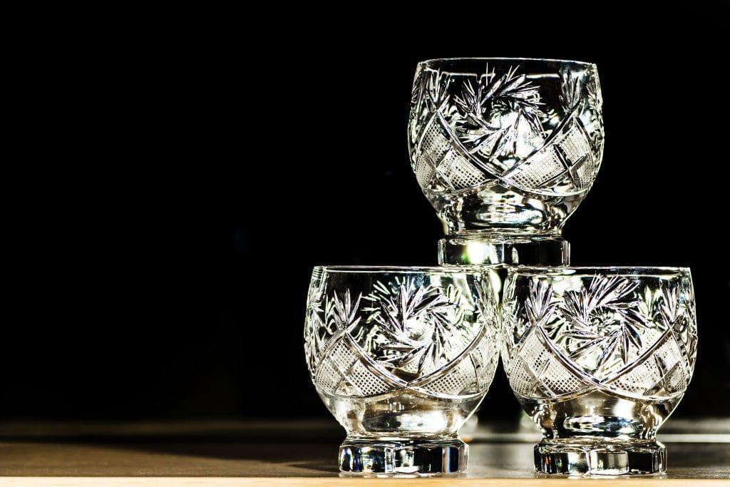 Comment reconnaître un verre en cristal de Baccarat ?