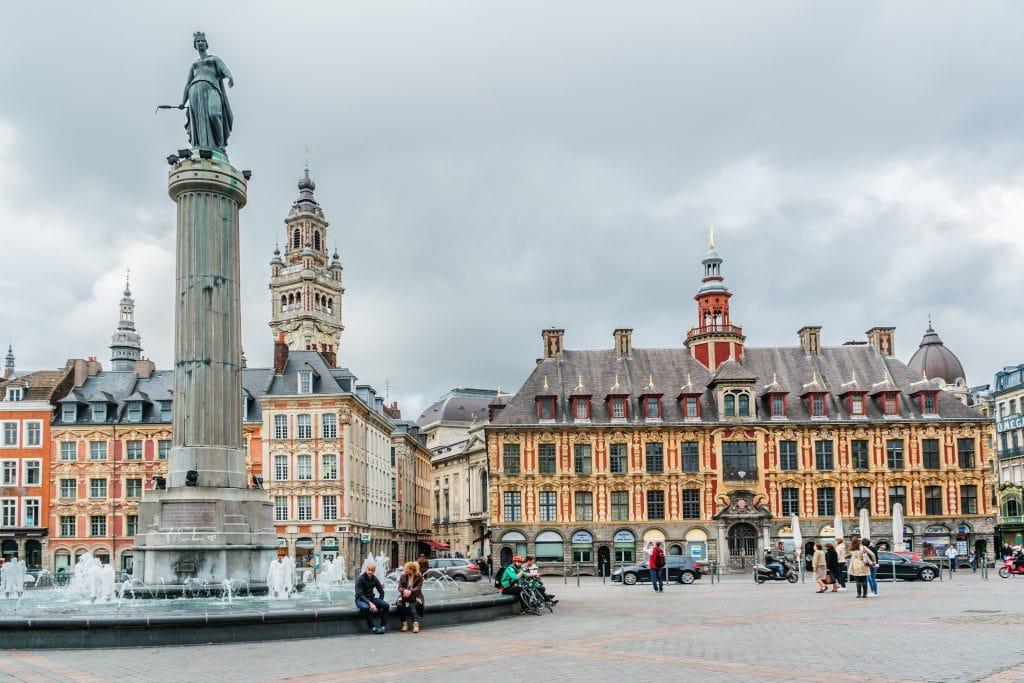 Qu'y a-t-il à faire à Lille ?