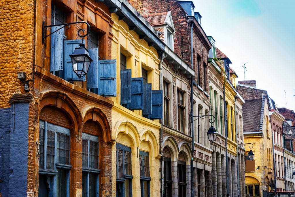 Se promener dans le vieux Lille