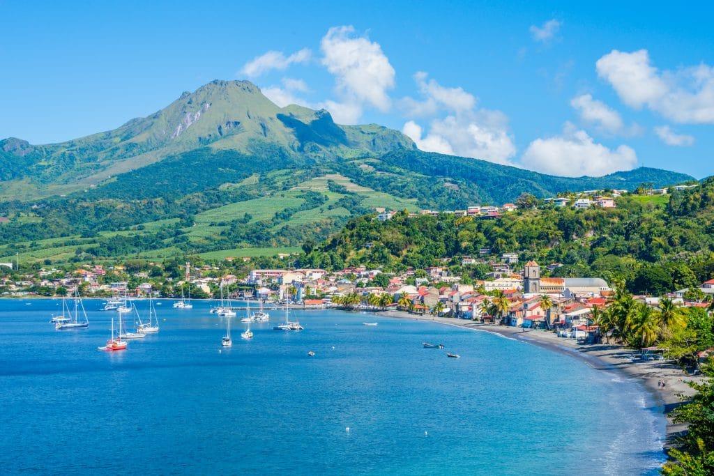 Où et quand partir en Martinique ?