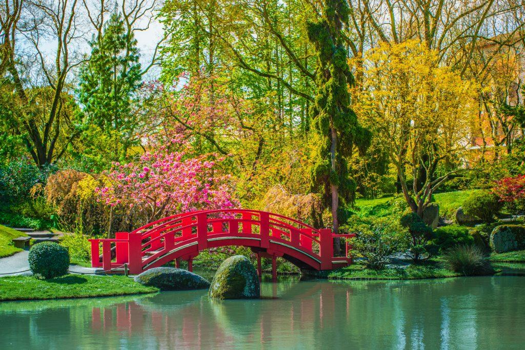 Se balader dans les jardins de Toulouse