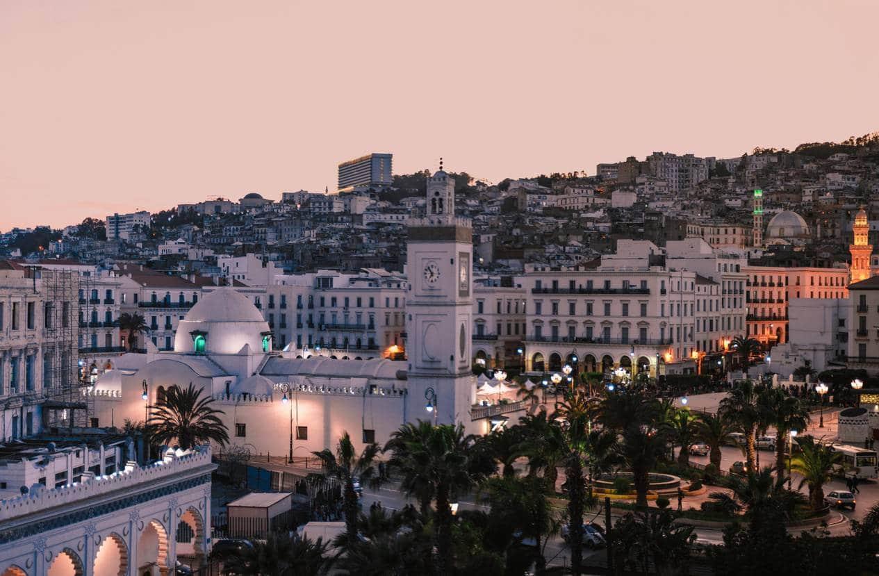 tourisme à Alger