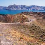 Comment visiter le volcan de Santorin ?