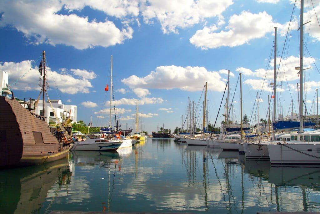 Le Port El Kantaoui