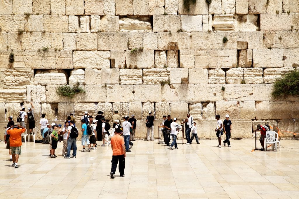 Le Mur des Lamentations