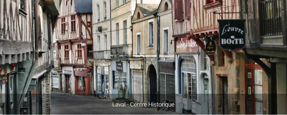 Laval - Châtillon-sur-Colmont