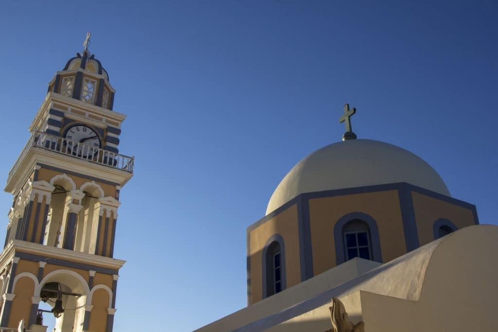 Les églises de Firà