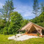 Camping 5 étoiles : les bienfaits de la nature et le confort du luxe