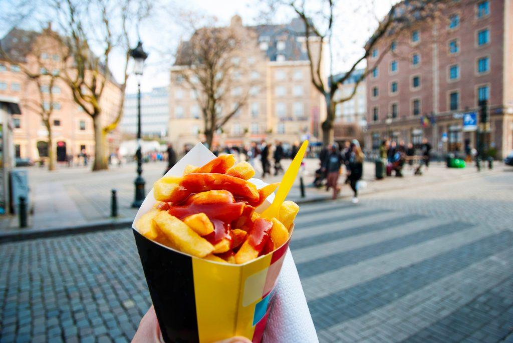 frites - Cuisine belge