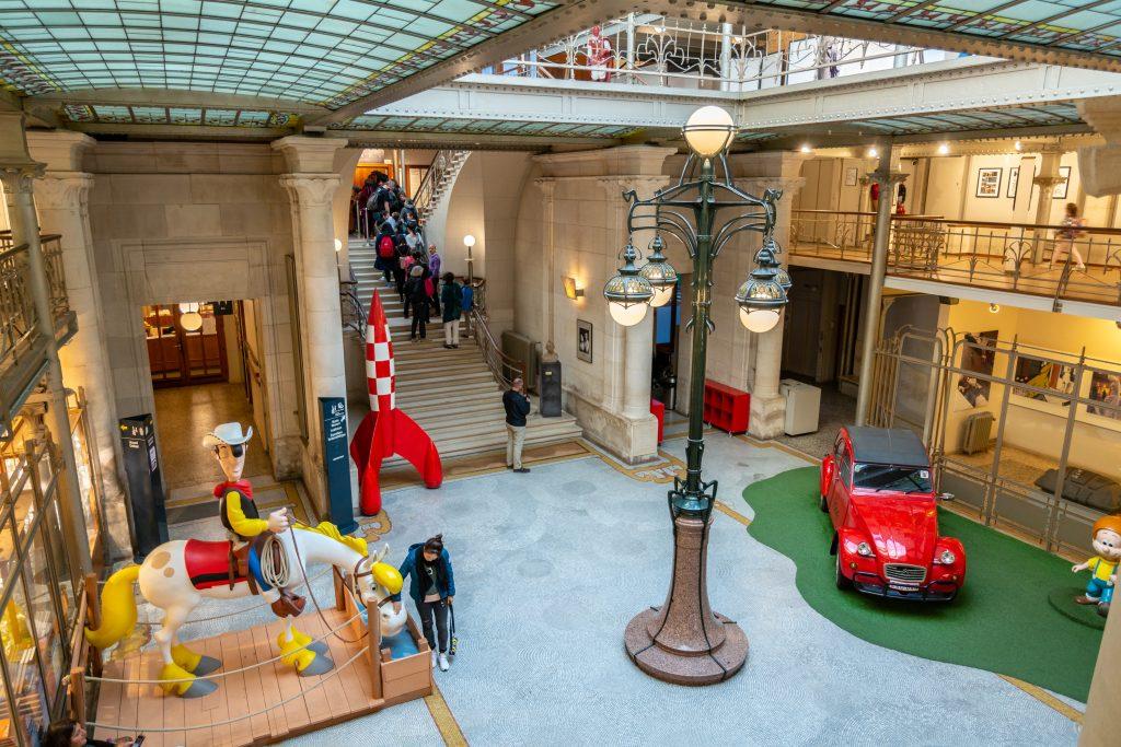 Musée des Arts de la Bande Dessinée - Musée Horta