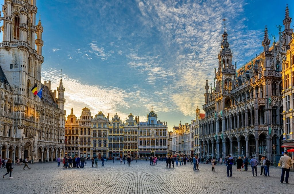 Voir la Grand Place de Bruxelles