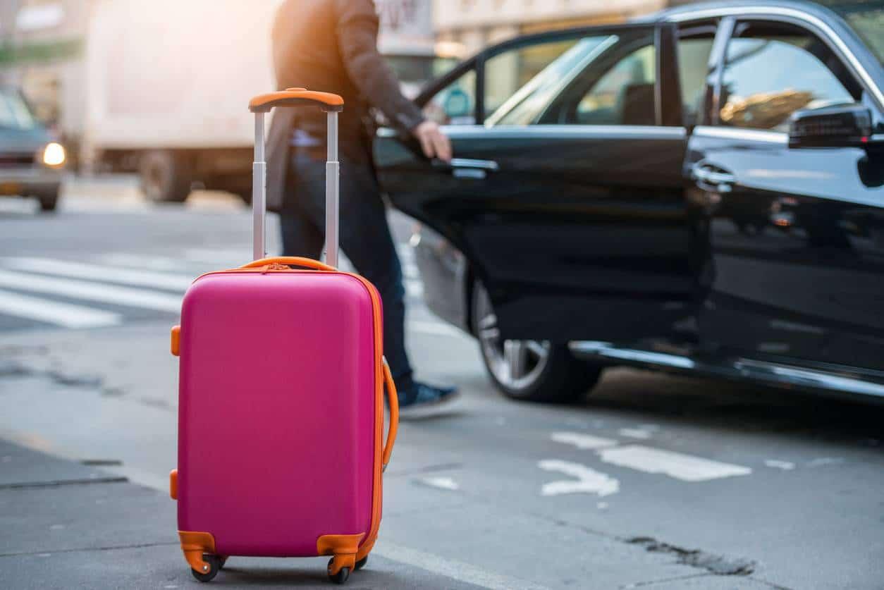 taxi pour aller à l'aéroport